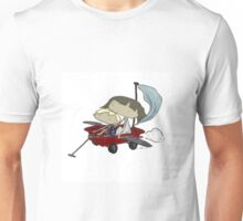 Flight wagon Unisex T-Shirt