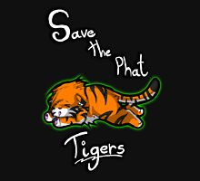 "Save the ""phat"" tiger shirt Unisex T-Shirt"