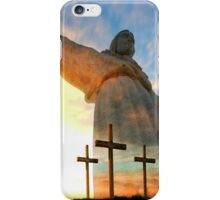 He Lives iPhone Case/Skin