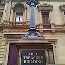 Old Treasury Building (Melbourne, Victoria, Australia) by jezkemp