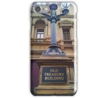 Old Treasury Building (Melbourne, Victoria, Australia) iPhone Case/Skin