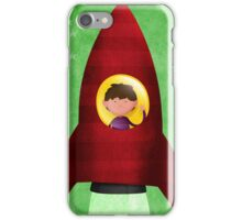 Rocket boy iPhone Case/Skin