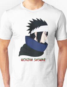 Uchiha Sasuke - Naruto-Shippuden T-Shirt