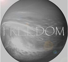 FREEDOM Sphere - GREY by moonshinepdise