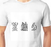 MYSTIC RABBITS Unisex T-Shirt