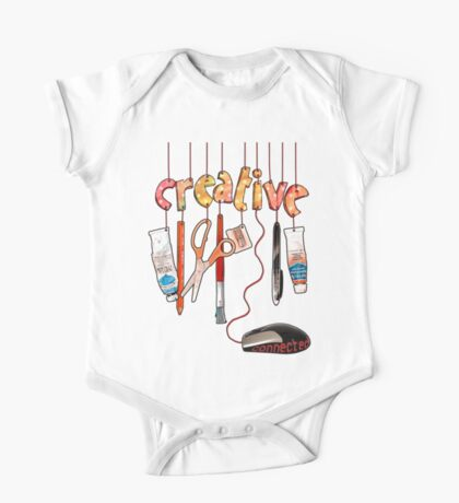 Connected Creative One Piece - Short Sleeve