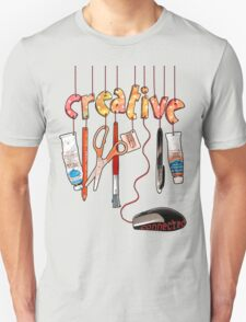 Connected Creative Unisex T-Shirt