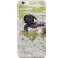Tufted Duck iPhone Case/Skin