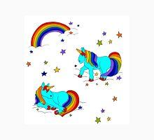 Rainbow magic unicorns stardust clouds and dreams yay! T-Shirt