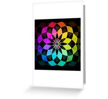 Colorful Deco Greeting Card