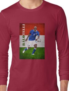 BALOTELLI-ITALIA Long Sleeve T-Shirt