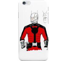 Ant-Man Movie Concept iPhone Case/Skin