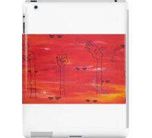 Hands iPad Case/Skin
