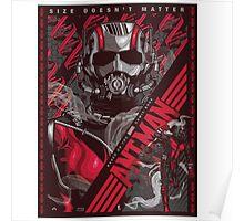 ANT-MAN Superhero Poster