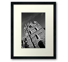 Dublin's Christ Church Cathedral Framed Print