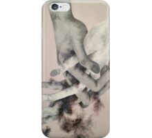 Clasped Hands iPhone Case/Skin