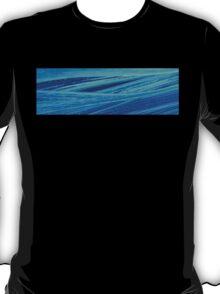 blue structures T-Shirt