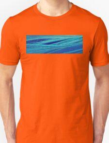 blue structures Unisex T-Shirt