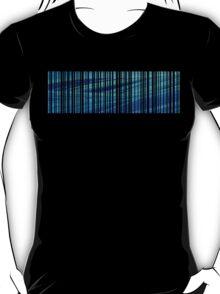 blue code T-Shirt