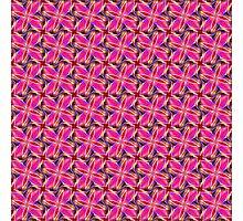 Colourful Geometric Pattern 03 Photographic Print
