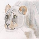 Anthony´s Big Cat by LadyE