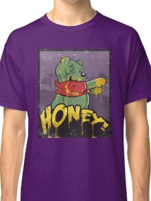 Zombie Pooh Classic T-Shirt