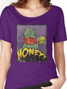 Zombie Pooh Women's Relaxed Fit T-Shirt