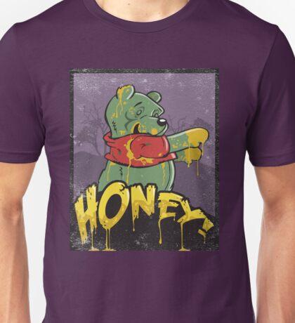 Zombie Pooh Unisex T-Shirt