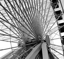 ferris wheel by Kymberly Janisch