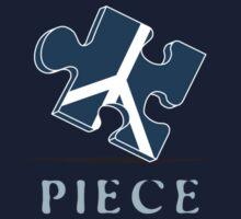 Piece One Piece - Short Sleeve