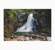 Gollinger Waterfall, Austria One Piece - Long Sleeve