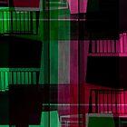 Romeos modern Abstract by Isa Rodriguez
