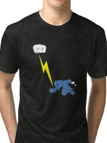 Cloud Killer Tri-blend T-Shirt