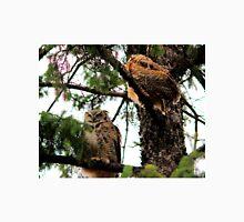 Great Horned Owl & Baby Unisex T-Shirt