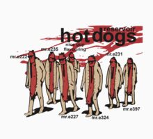 Reservoir Hotdogs by MrDeath