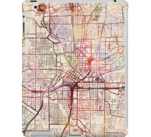 Atlanta map iPad Case/Skin