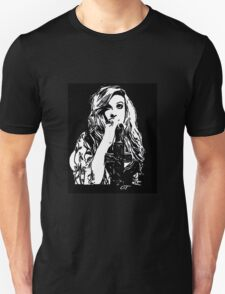 Mia Swier - Black & White Unisex T-Shirt