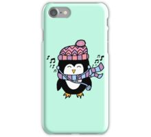 MUSIC PENGUIN iPhone Case/Skin