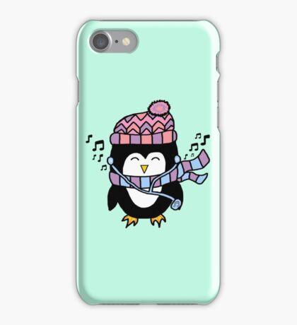 MUSIC PENGUIN iPhone Case/Skin