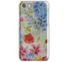 Summer bordure iPhone Case/Skin