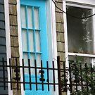 The Blue Door by DarylE