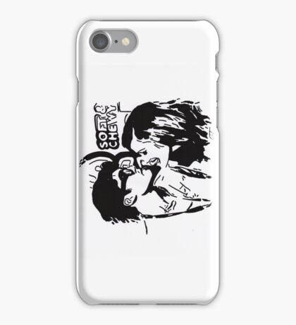 Miarren Black & White iPhone Case/Skin