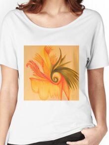 A Field of Energy 4 Women's Relaxed Fit T-Shirt