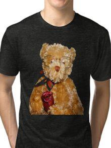 Teddy Love Tri-blend T-Shirt