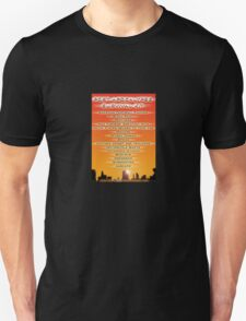 Post Appocalypse survival kit T-Shirt