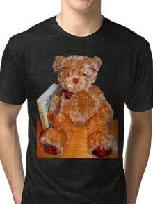 Let's Read Tri-blend T-Shirt