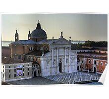San Giorgio Maggiore Basilica Poster