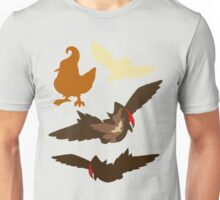 Pokémon - Staraptor Evolution Unisex T-Shirt