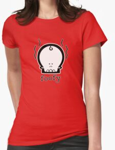 Foofy! Womens Fitted T-Shirt