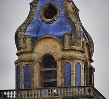 Bell tower, Santa Maria del Cami church, Mallorca by Tigersoul